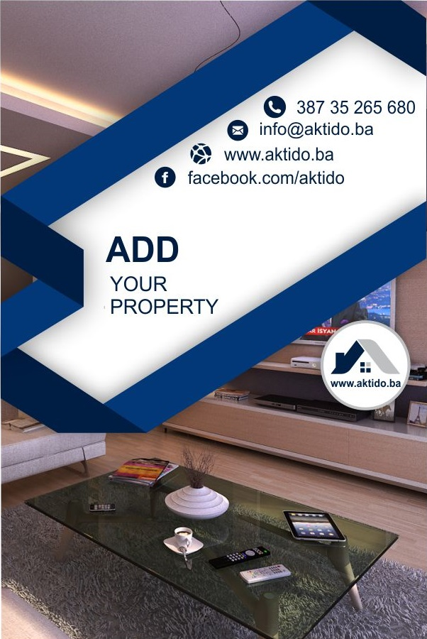 Add your property